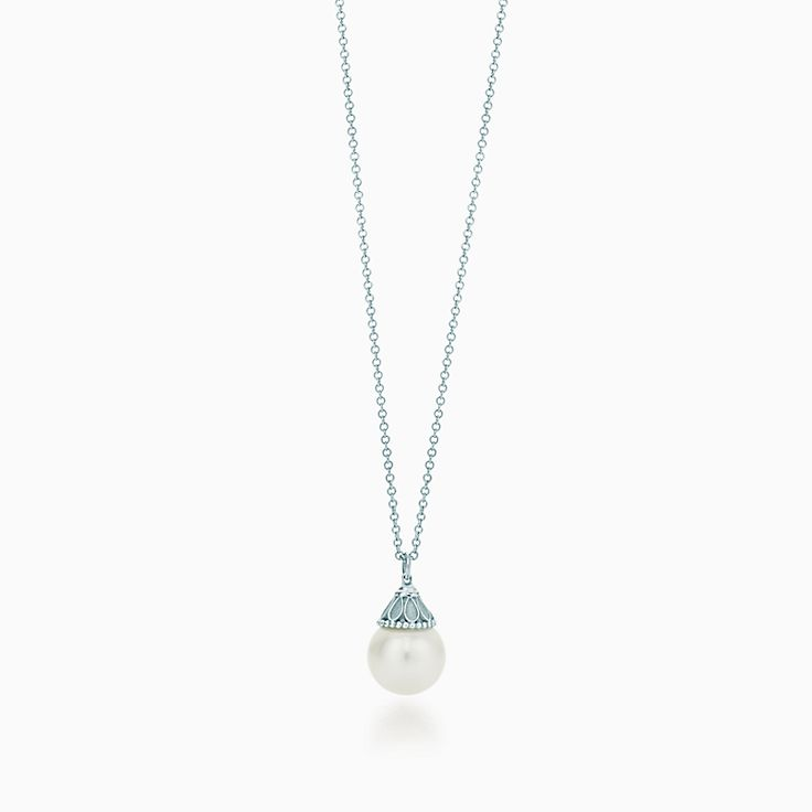Ziegfeld Collection:Pearl Pendant