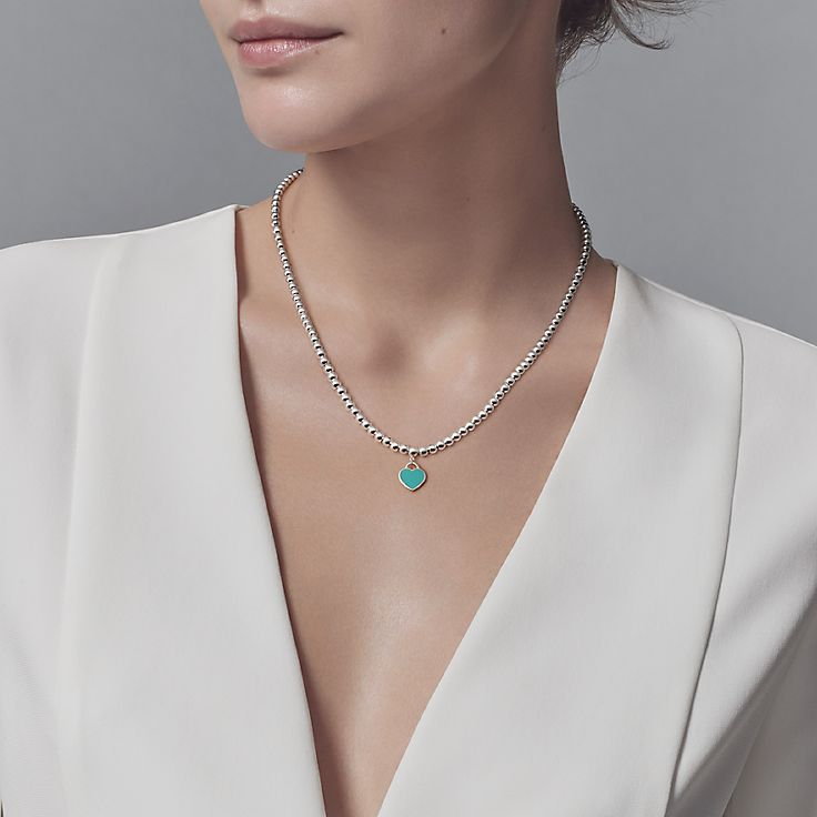 Necklaces for women tiffany co aloadofball Choice Image