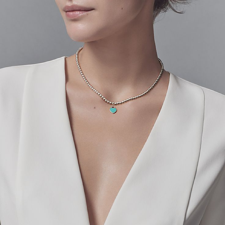 Shop Return To Tiffany Jewellery Collection Tiffany Co