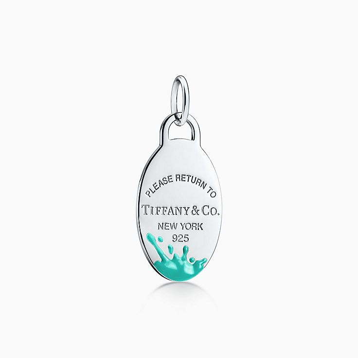 Tiffany Charms New Yorkie charm in sterling silver Tiffany & Co. EufPAc