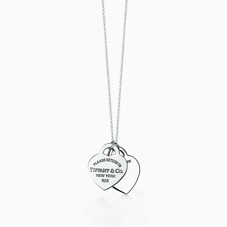 Sterling silver necklaces pendants tiffany co aloadofball Images