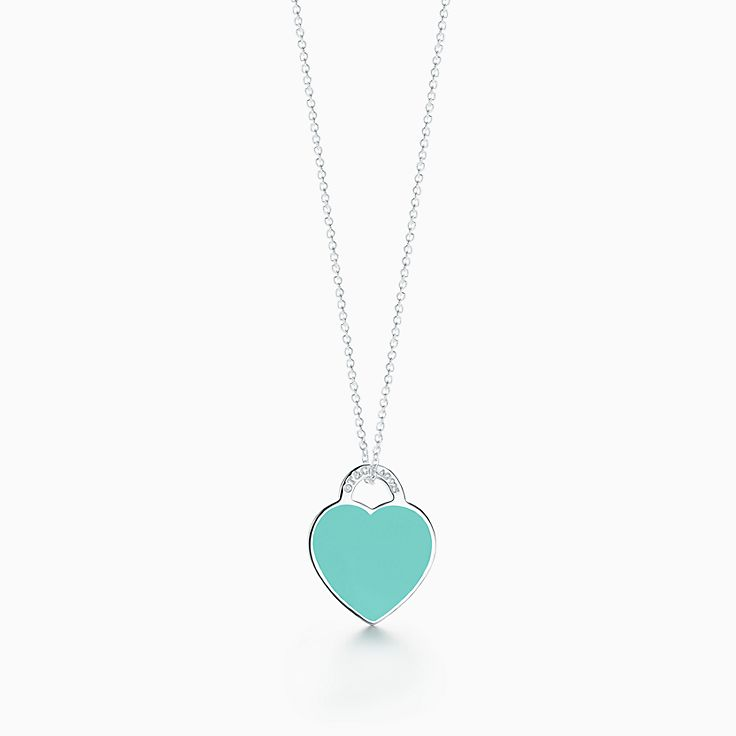 Sterling silver necklaces pendants tiffany co aloadofball Image collections