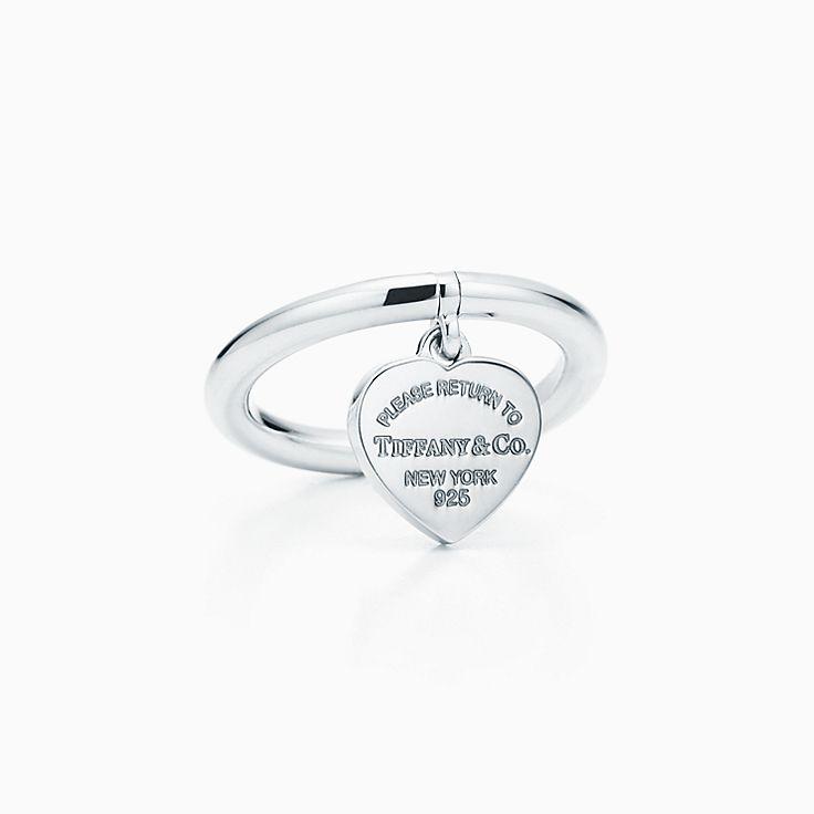 Ringe In Sterlingsilber Tiffany Co