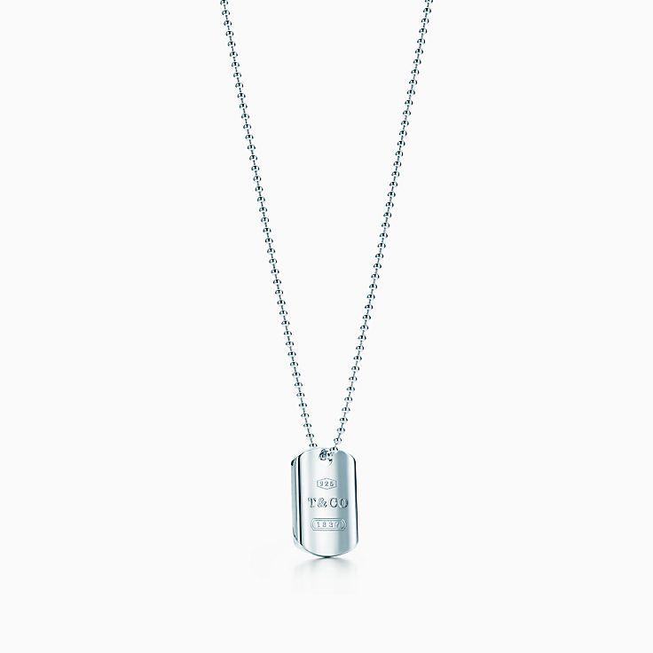 Mens necklaces pendants tiffany co new aloadofball Choice Image