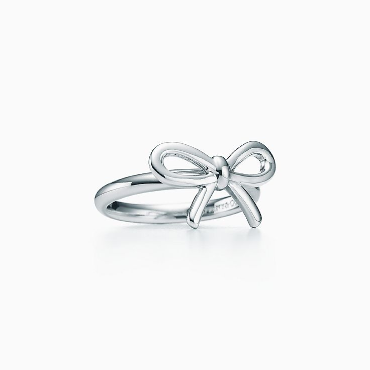 ring stunning gift for bow pin com jewelsin cz rings girls bling