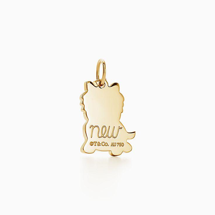 Tiffany Charms honey bee charm in 18k gold Tiffany & Co. zAbrnS