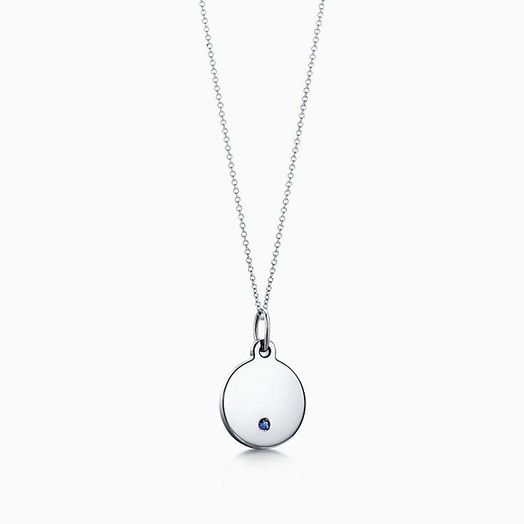 usm round m pendants new pendant jewelry ed necklaces saphire co tiffany sapphire tag g sapphires charms op