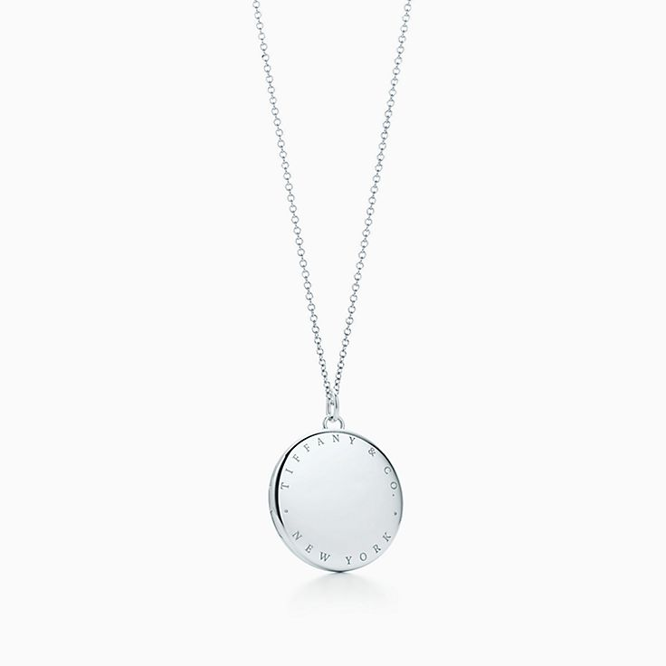 Locket jewelry locket necklaces bracelets tiffany co httpsmediatiffanyisimagetiffanyecombrowsemtiffany co round locket pendant 28820755873149av1gopusm100100600defaultimage aloadofball Image collections