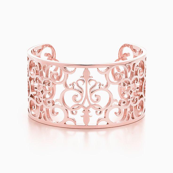 Tiffany Enchant wide ring in Rubedo metal - Size 6 Tiffany & Co. klv8DHB