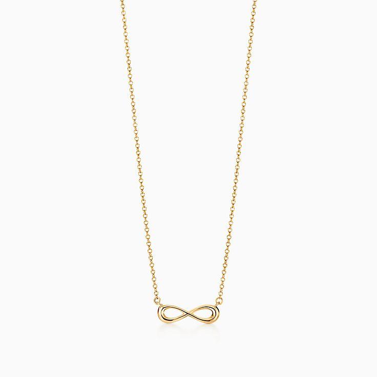 18k gold necklaces pendants tiffany co httpsmediatiffanyisimagetiffanyecombrowsemtiffany infinity pendant 37955434981054sv1gopusm100100600defaultimage aloadofball Choice Image
