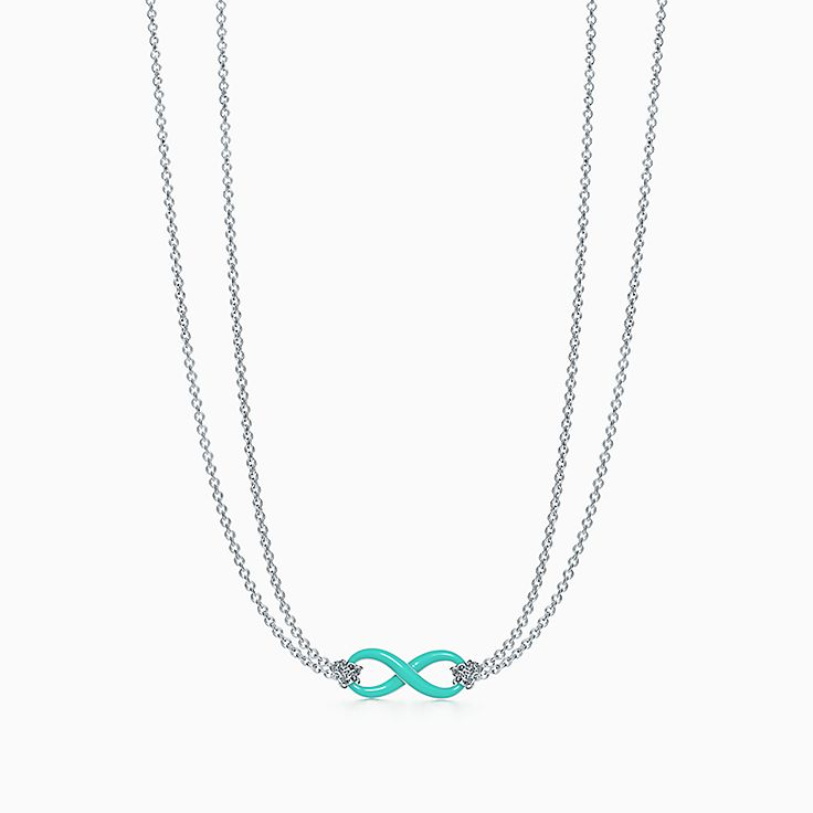 Infinity jewelry infinity necklaces bracelets rings tiffany co httpsmediatiffanyisimagetiffanyecombrowsemtiffany infinity pendant 38088033981043sv1gopusm100100600defaultimage aloadofball Choice Image