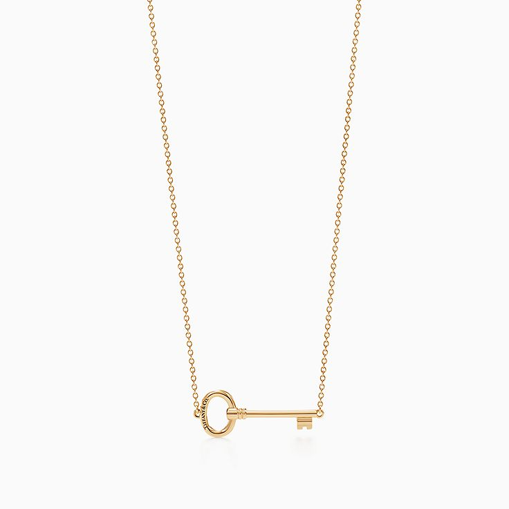 Unique Shop Tiffany Keys Necklace Collection | Tiffany & Co. TY52