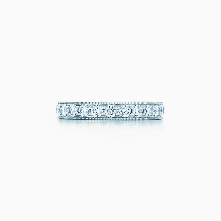 Tiffany Legacy Collection:Band Ring