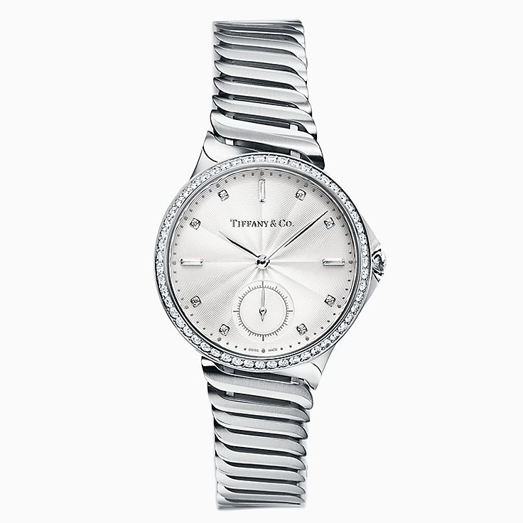 Shop Womens Luxury Watches Tiffany Co