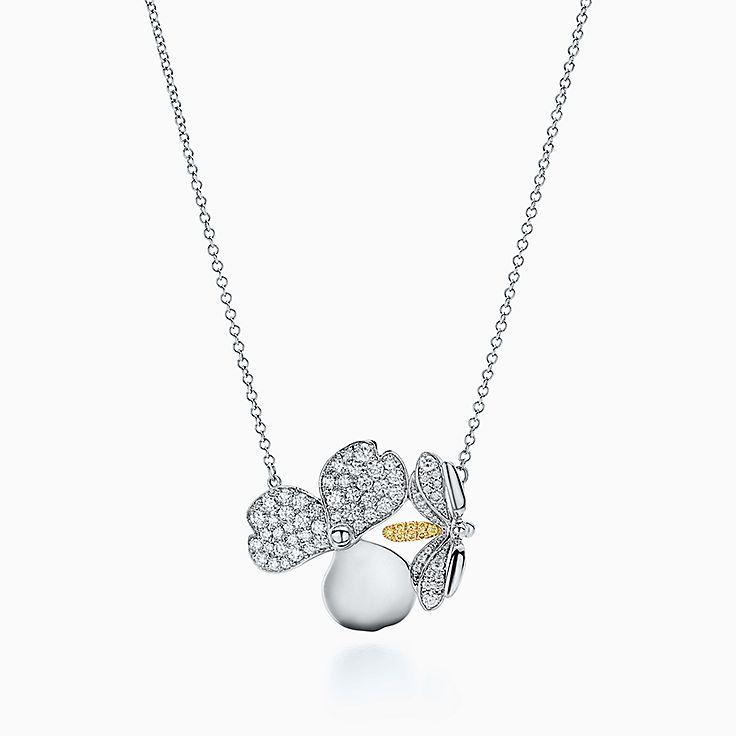 Tiffany yellow diamonds jewelry collection tiffany co httpsmediatiffanyisimagetiffanyecombrowsemtiffany paper flowers yellow diamond firefly pendant 61698329984486sv1gopusm100100 aloadofball Gallery