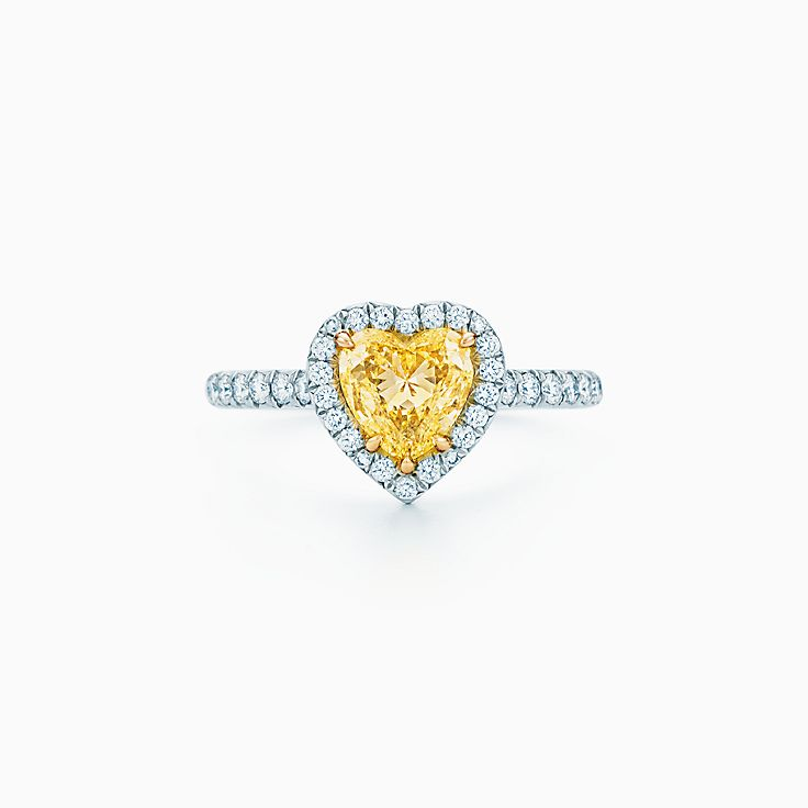 Tiffany Yellow Diamonds Jewelry Collection