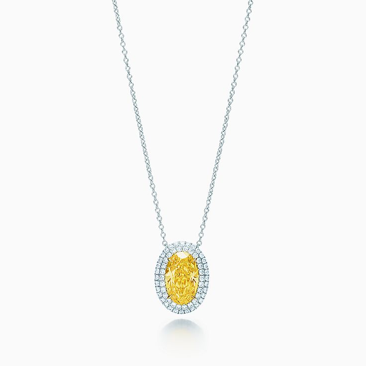 Tiffany yellow diamonds jewelry collection tiffany co new new new tiffany yellow diamond necklace aloadofball Gallery