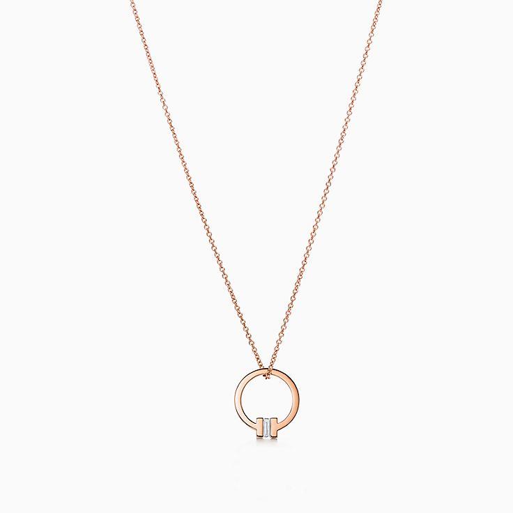 18k Rose Gold Necklaces   Pendants  f2963a29e5d6