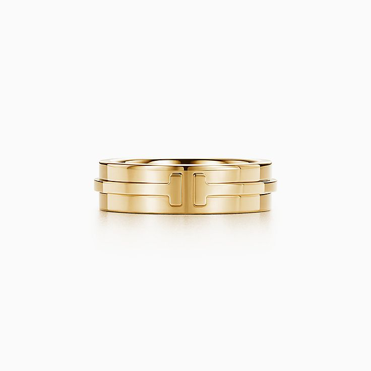 Mens Gold Wedding Bands Tiffany Co