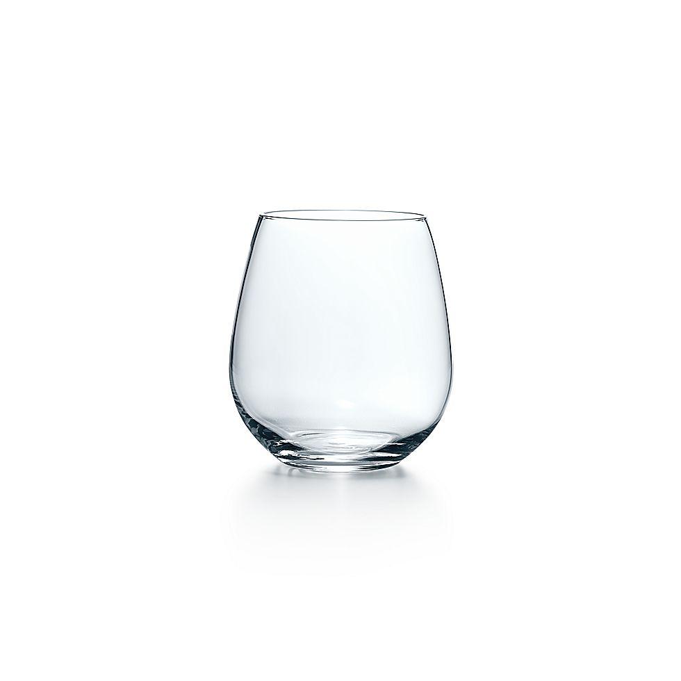 c835ffeb6859 All-purpose red wine stemless glass in handmade