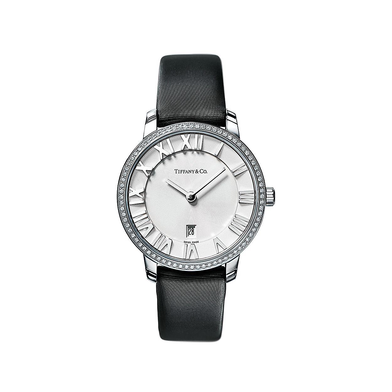 a604e8b6 Reloj para mujer Atlas® de 31 mm de dos manecillas en acero ...