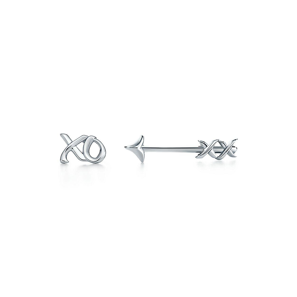 Palomas graffitilove kisses single earring