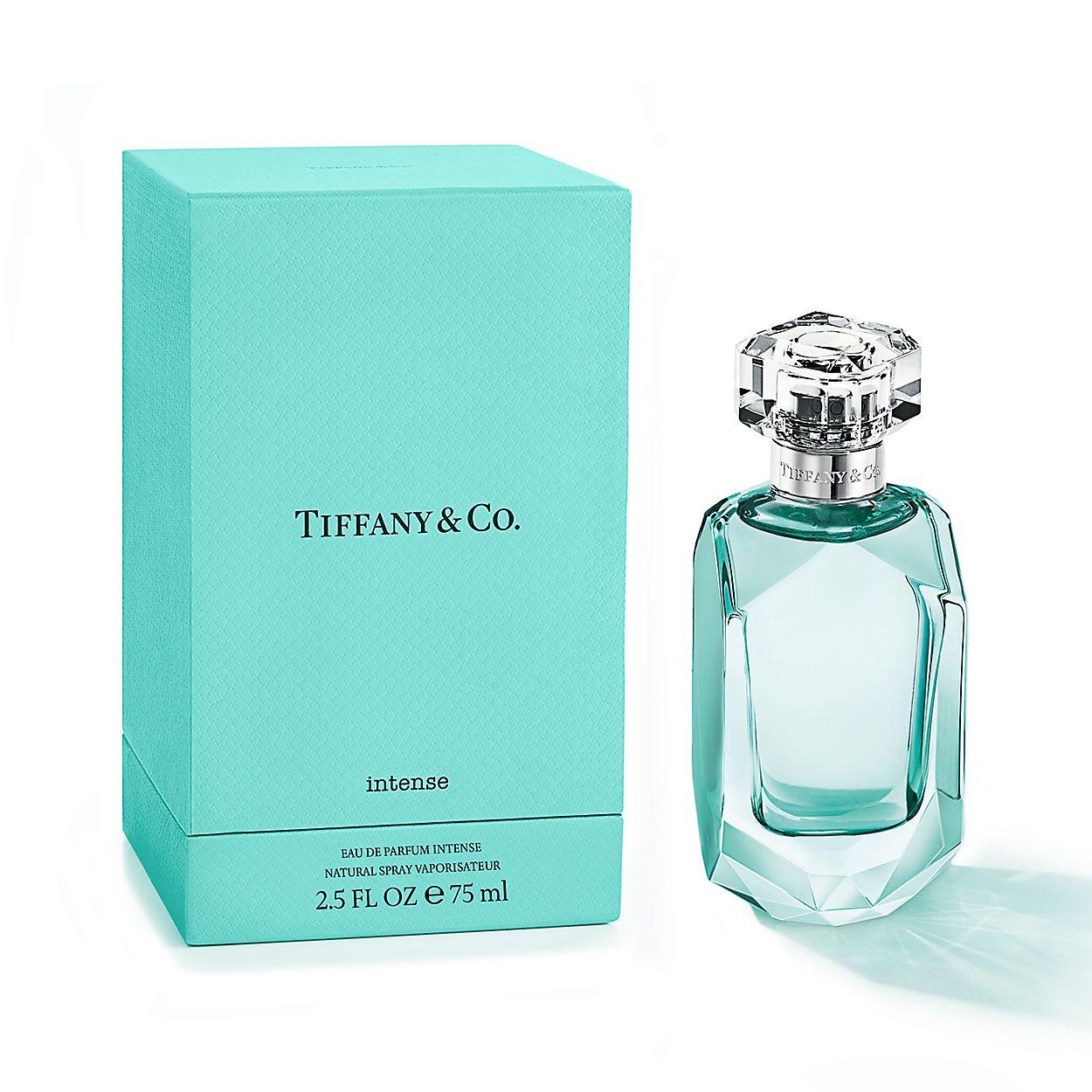 a0a0eaf50bd Tiffany Eau de Parfum Intense, 2.5 ounces. | Tiffany & Co.