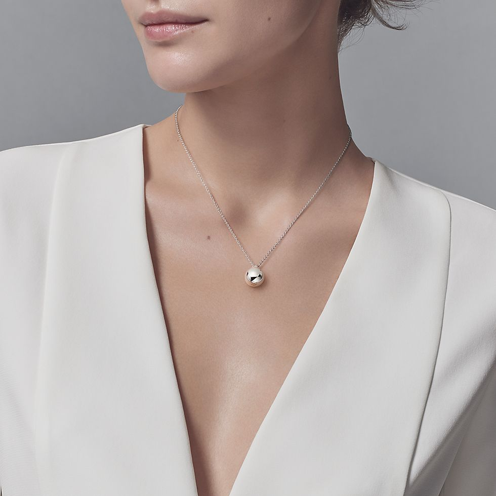 6a62e3b08 Tiffany Ball Necklace Review - The Best Price Necklace In 2018