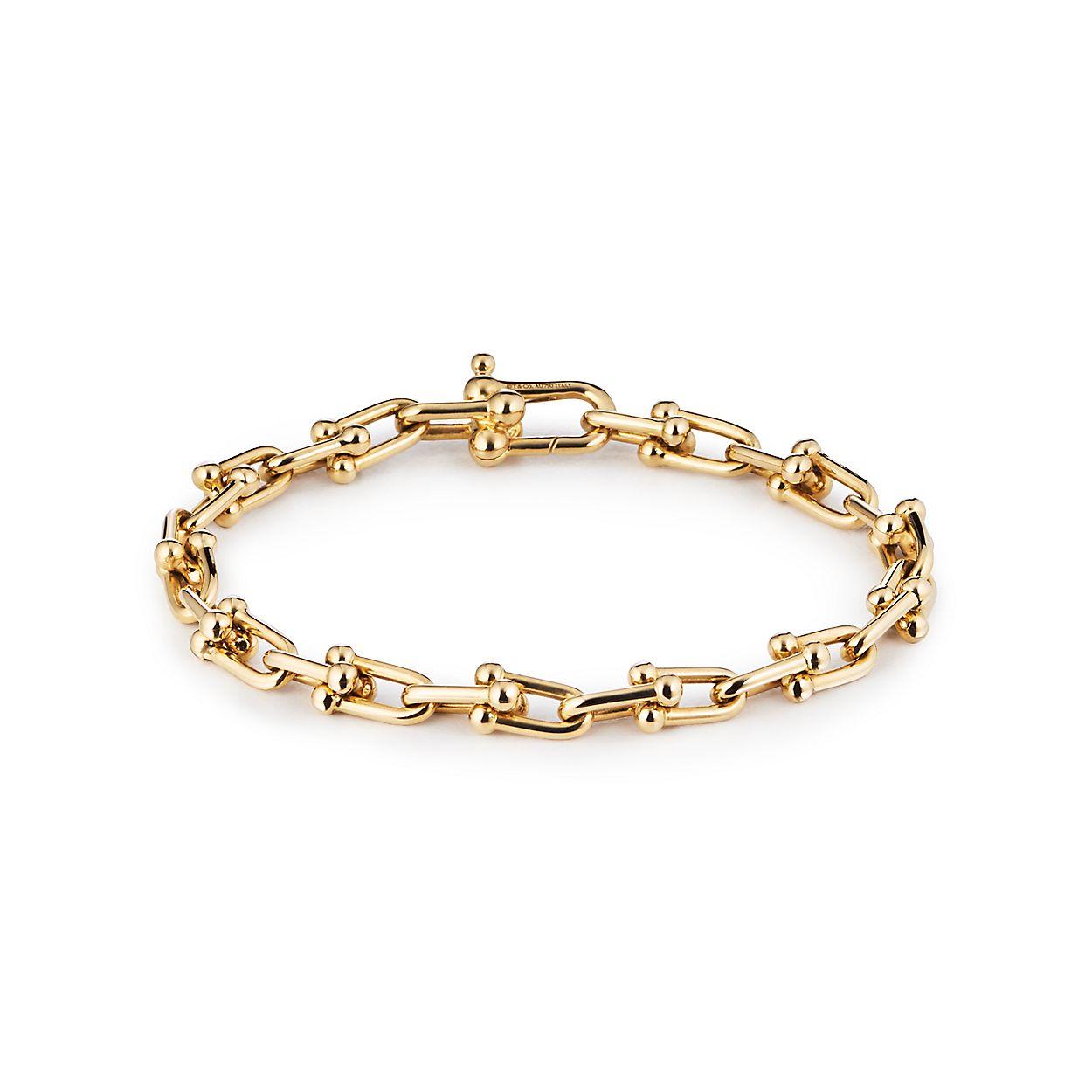 48a70fe00 Tiffany HardWear 18K Gold Link Bracelet | Tiffany & Co.