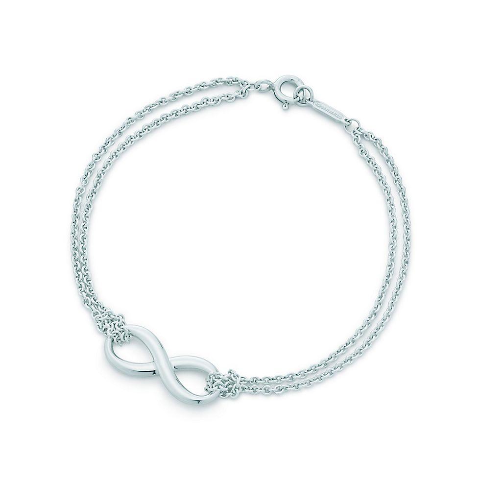 Tiffany Infinity Bracciale. Tiffany Infinity