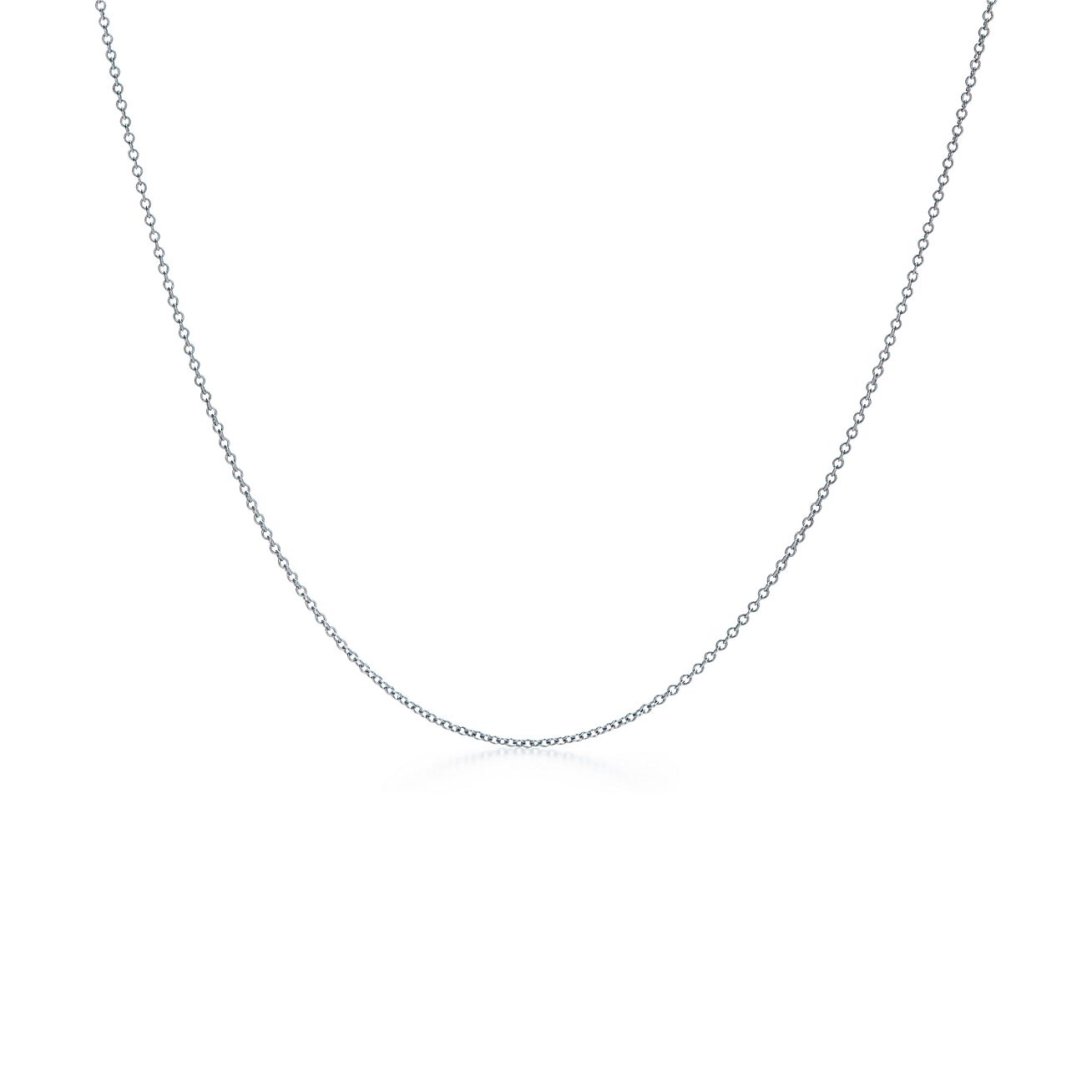 Necklace gold chain