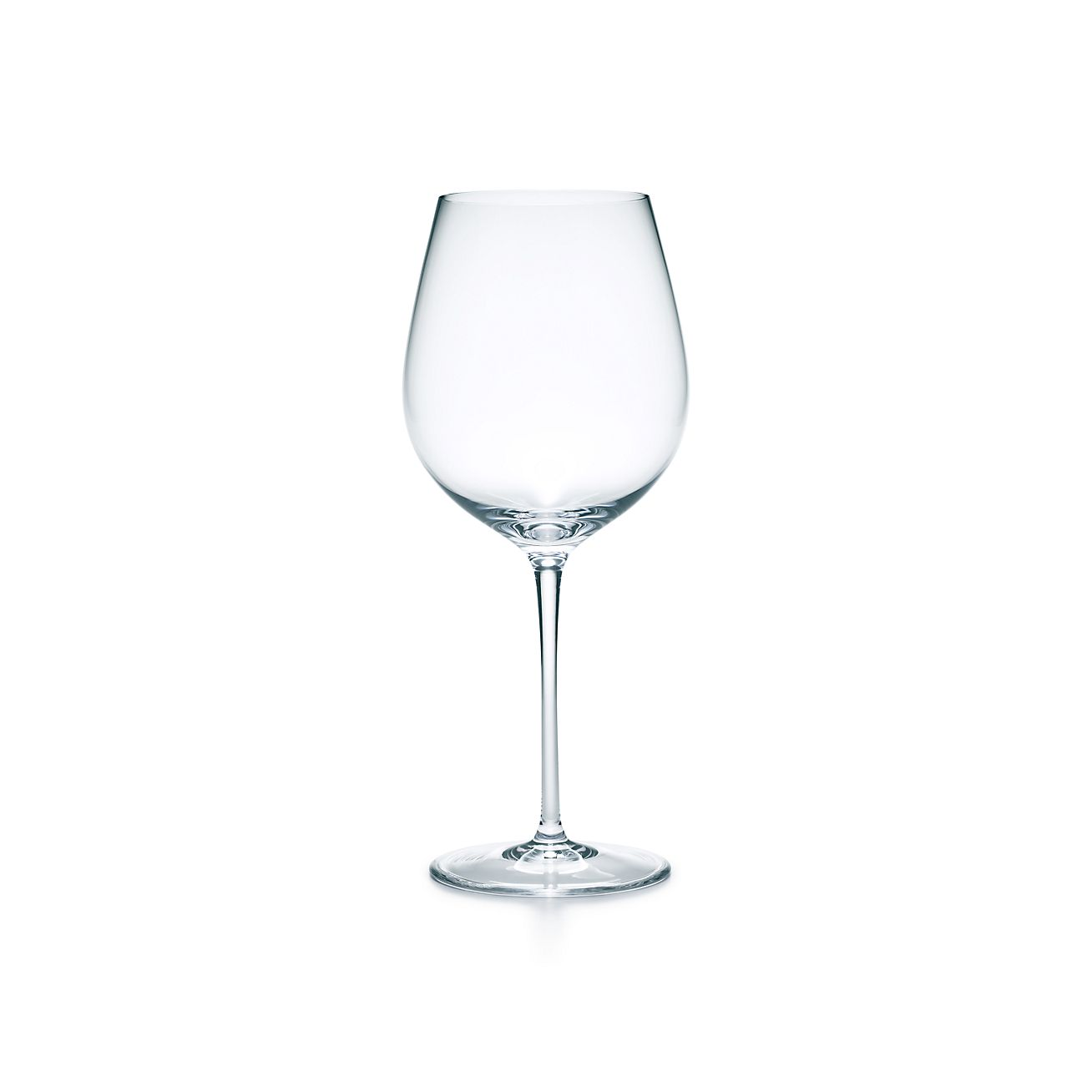 Beau All Purpose Red Wine Glass In Handmade, Mouth Blown Crystal.   Tiffany U0026 Co.