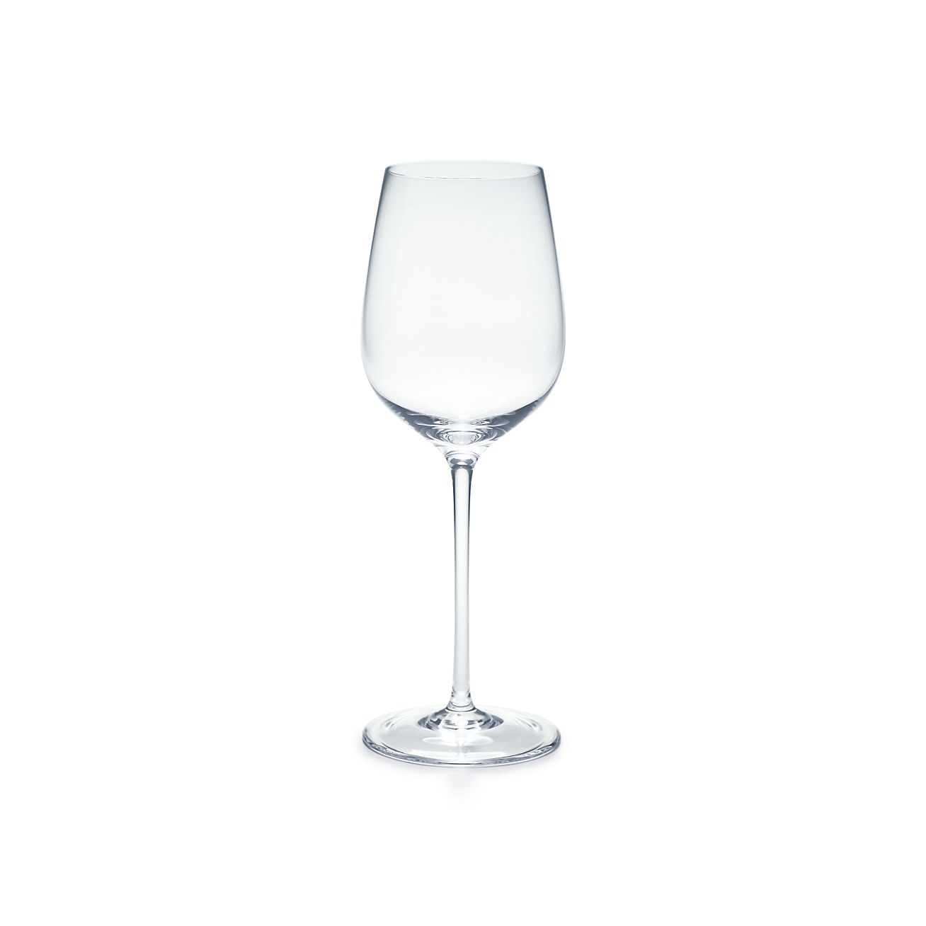 All Purpose White Wine Glass In Crystal Tiffany Co