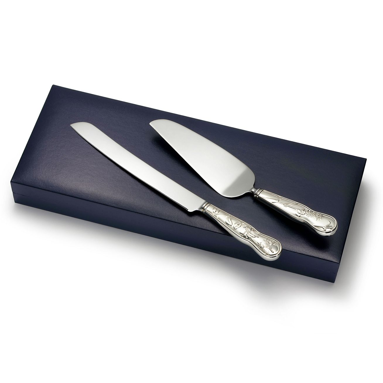 tiffany and co wedding cake server american garden cake knife and server in sterling silver 20990
