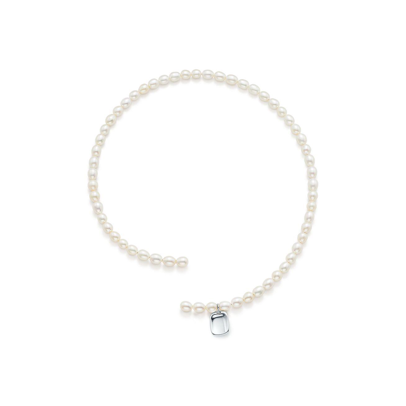 collier de perle tiffany