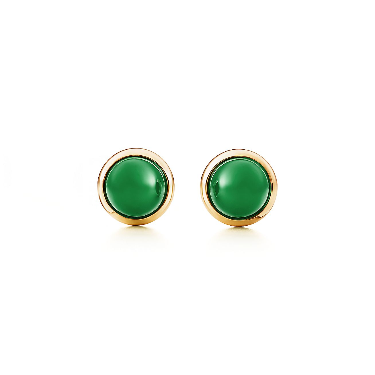 paveacute lyst gallery jewelry jade gold earrings pave white drop teardrop green product pav sapphire mija
