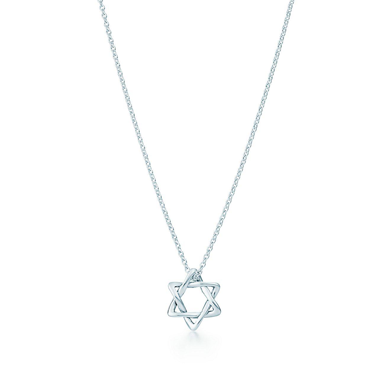 Elsa peretti star of david pendant elsa peretti star of david pendant in sterling silver 12 mm wide tiffany co aloadofball Choice Image