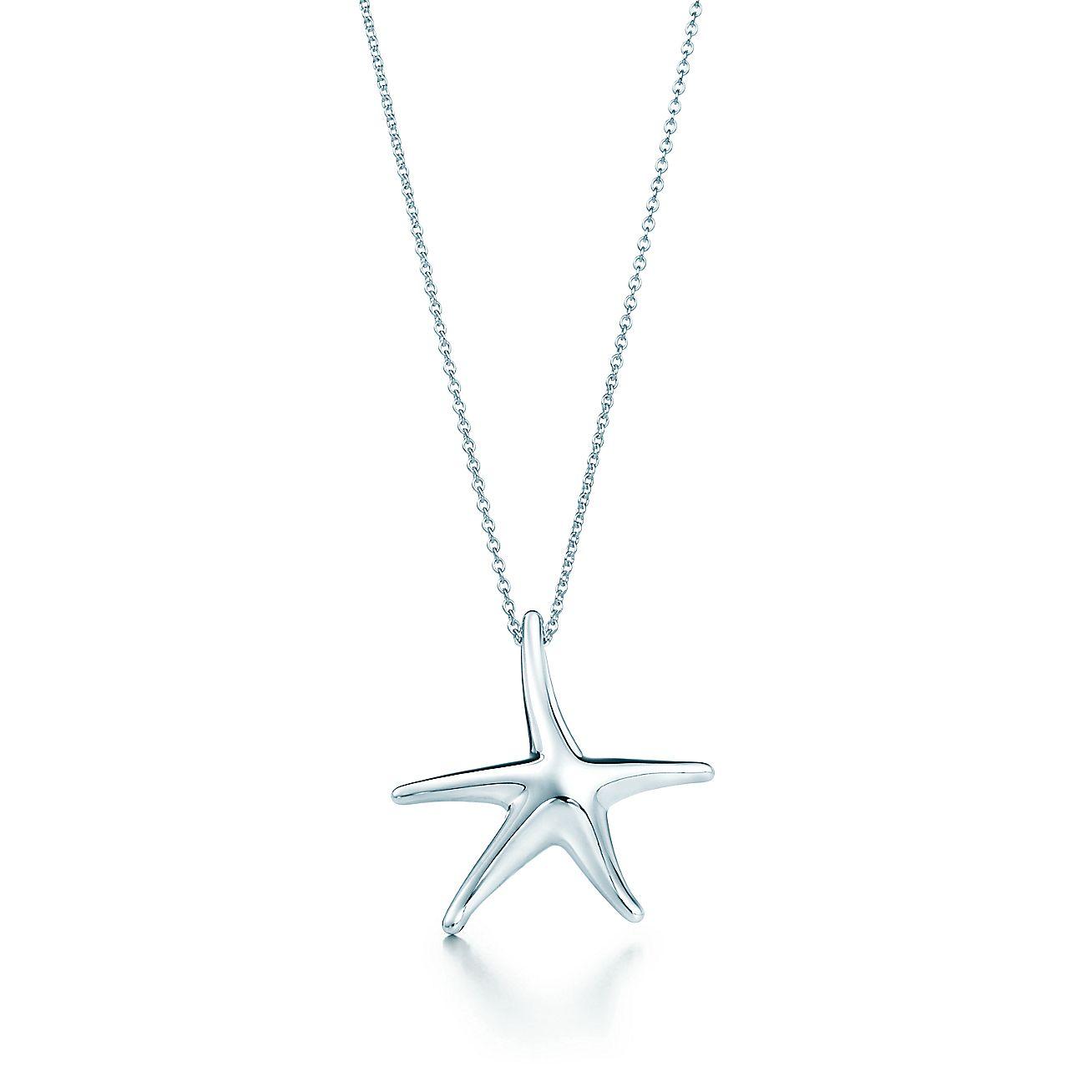 Elsa peretti starfish pendant in sterling silver 28 mm tiffany elsa peretti starfish pendant in sterling silver 28 mm tiffany co aloadofball Choice Image