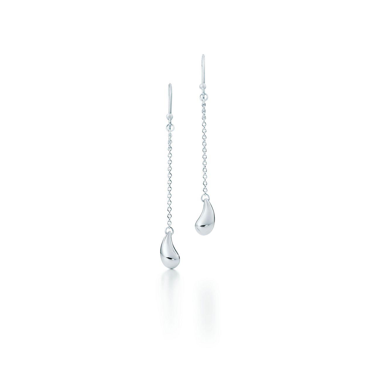 Elsa Peretti Teardrop Earrings