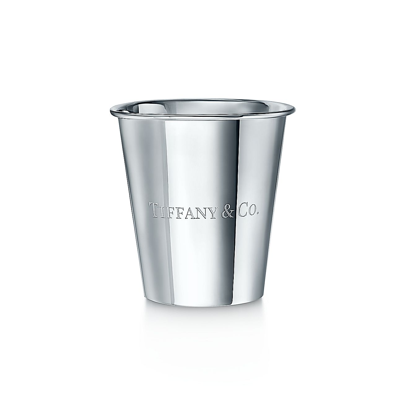 everyday objects sterling silver paper cup tiffany co