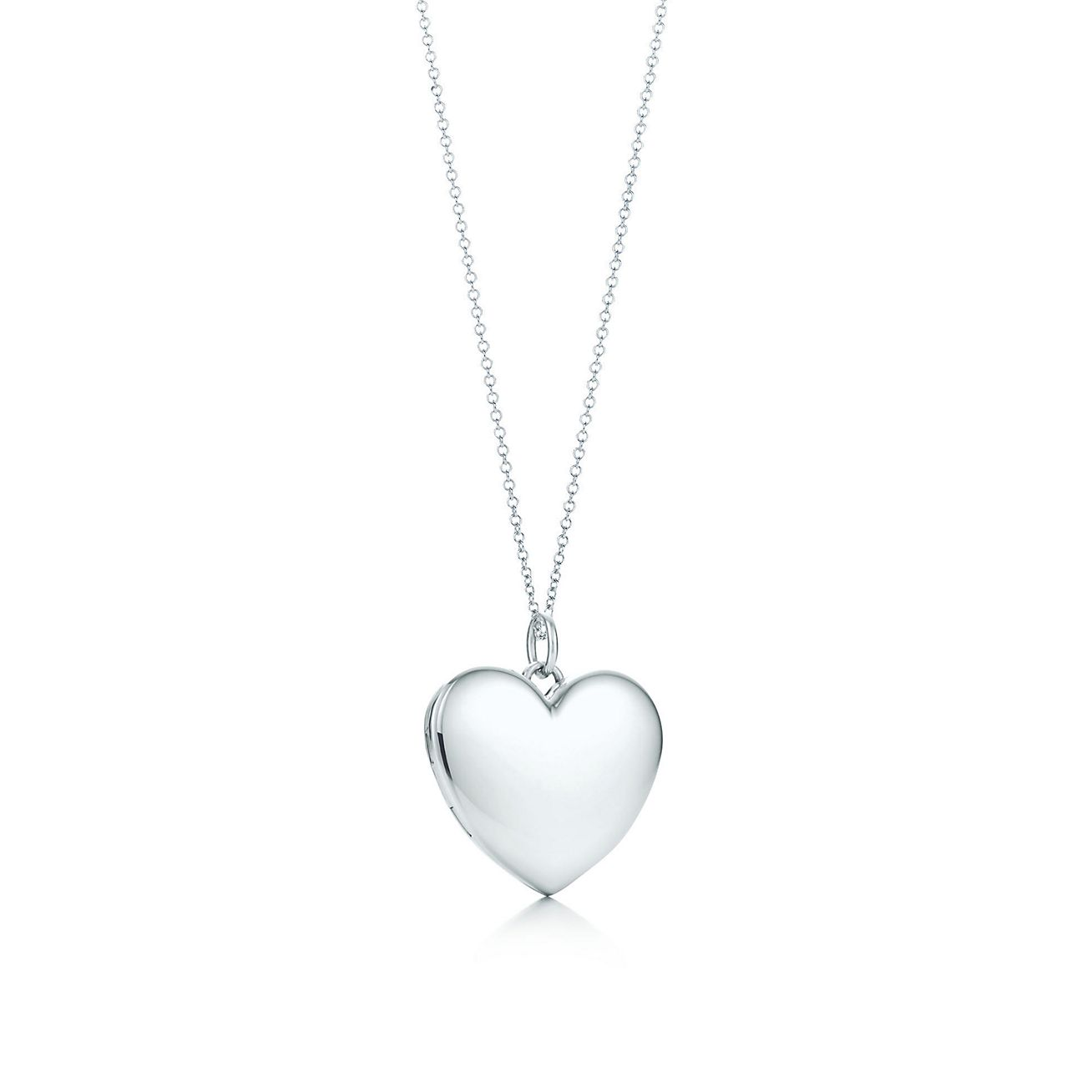 Sterling Silver locket on chain
