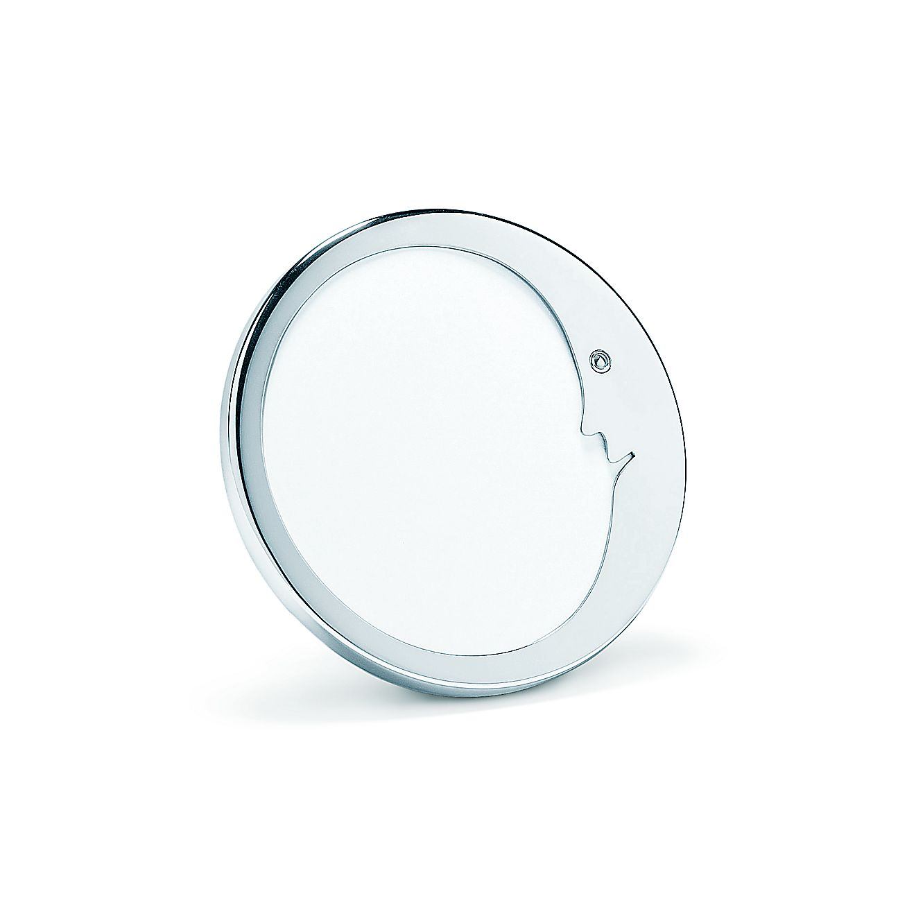 Man in the Moon frame in sterling silver.   Tiffany & Co.