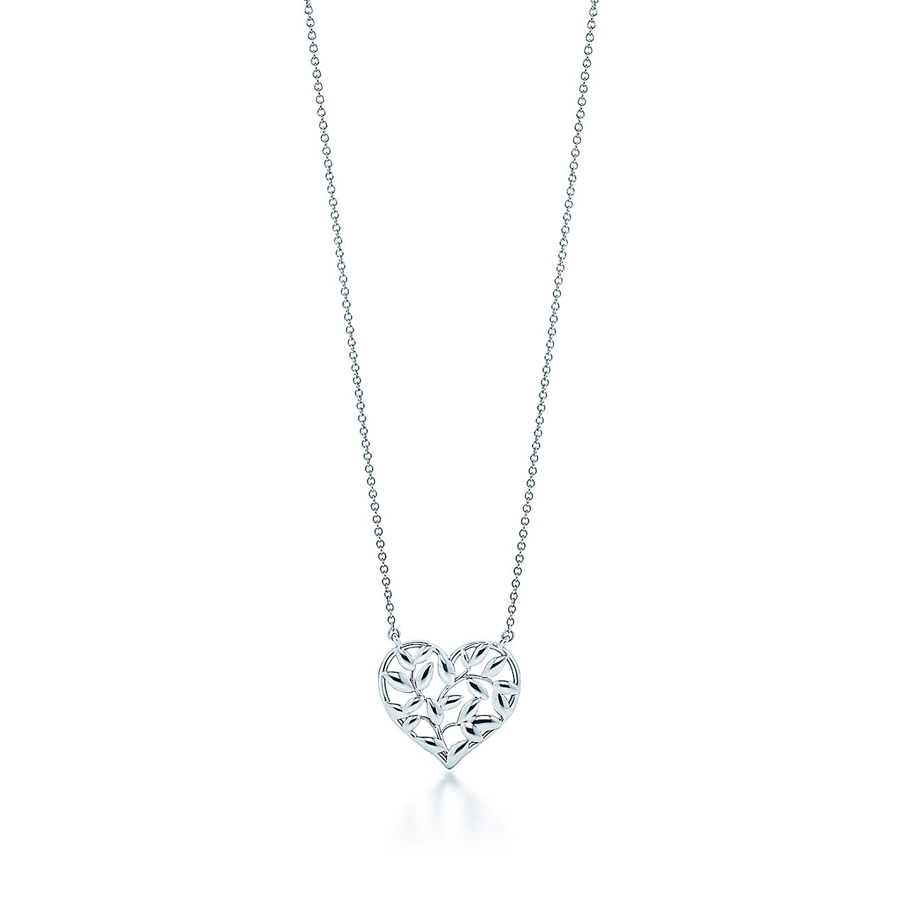infinity silver kaystore necklace en diamonds tw heart ct mv zm sterling kay
