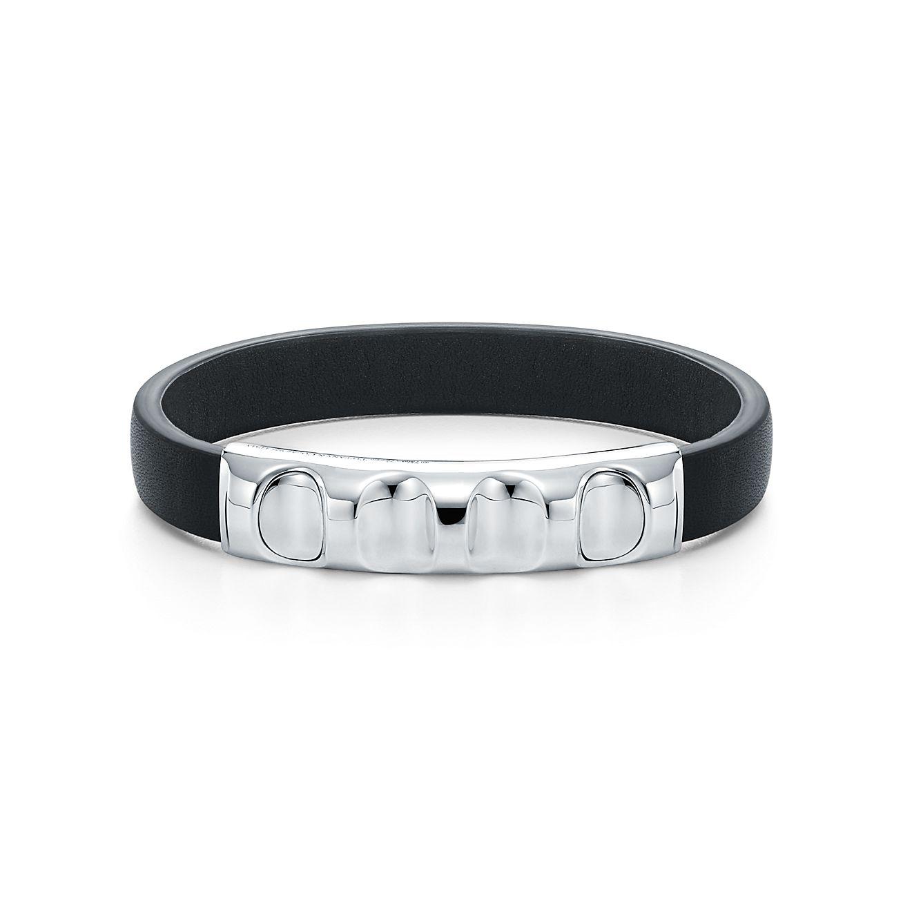 Interchangeable Leather Bracelet
