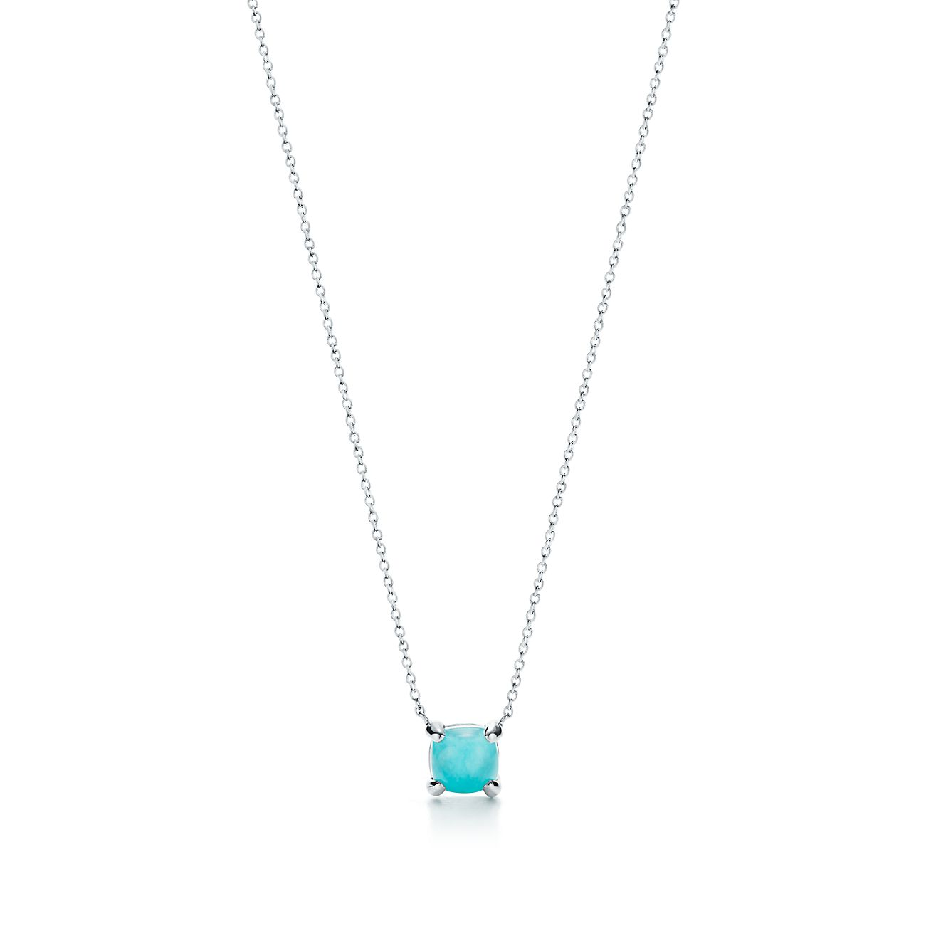 Palomas Sugar Stacks amazonite pendant with sterling silver Tiffany & Co. jyfPW