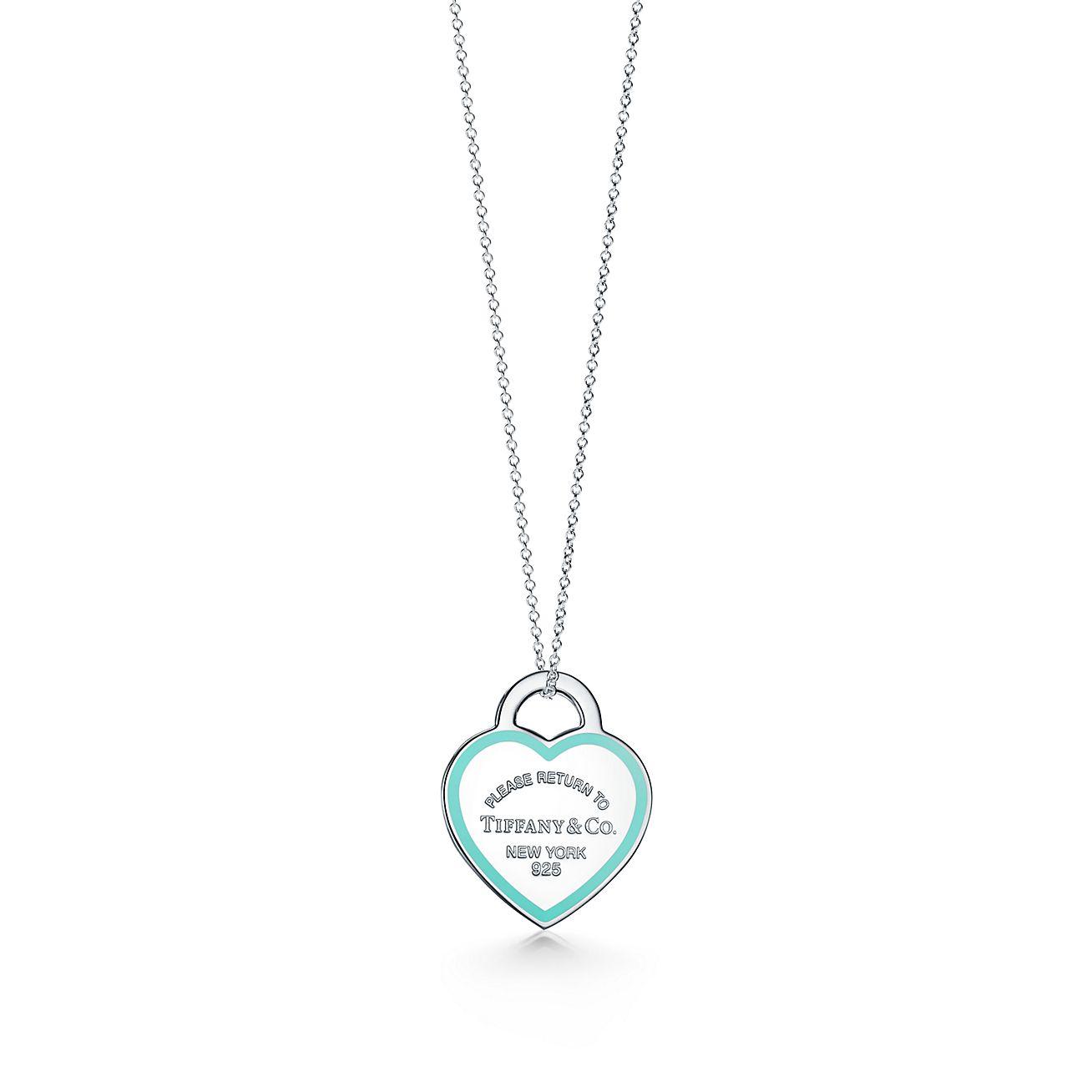 Return to Tiffany™ Подвеска в форме сердца