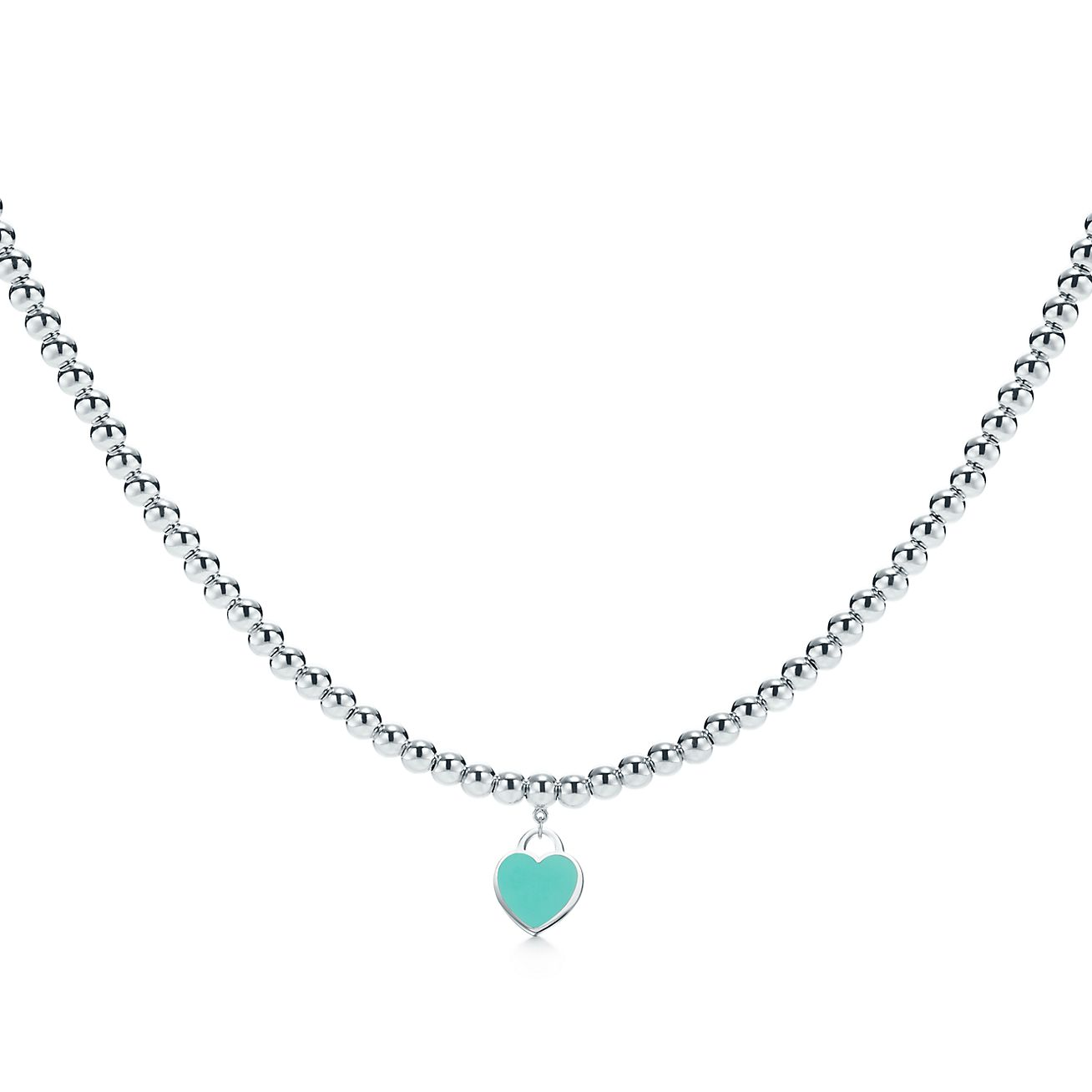 Bead necklace 50