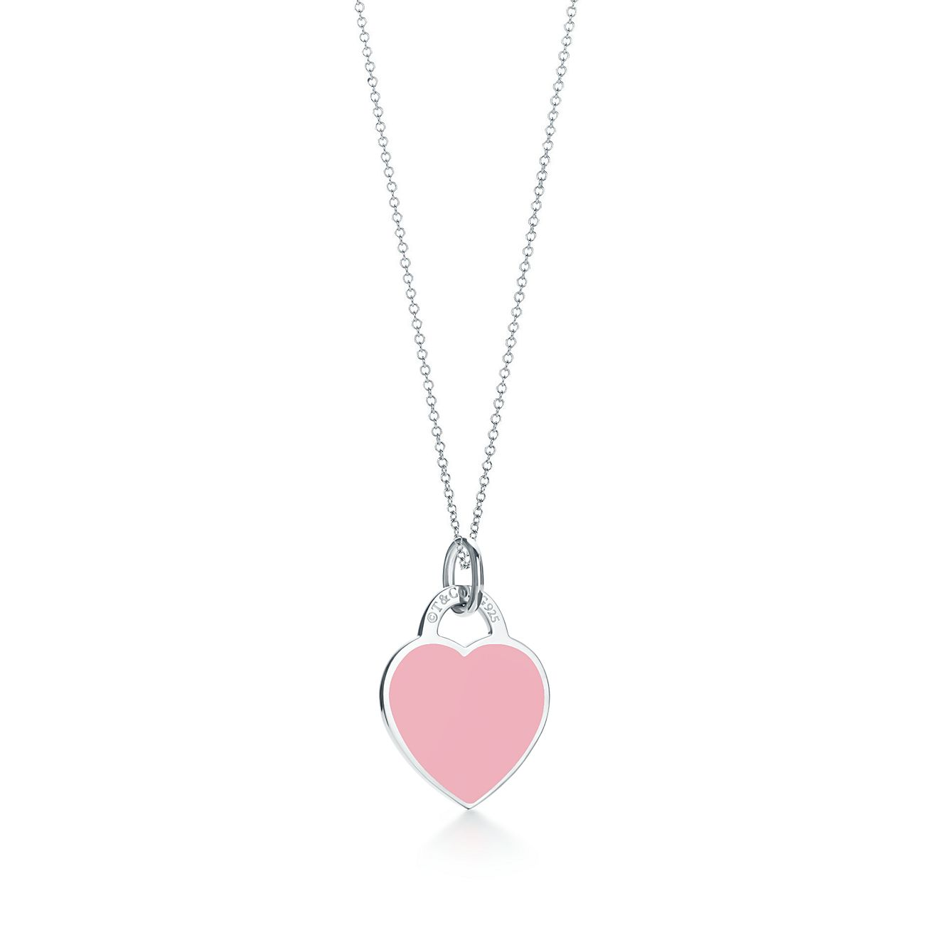 2019 year style- Heart pink necklace photo