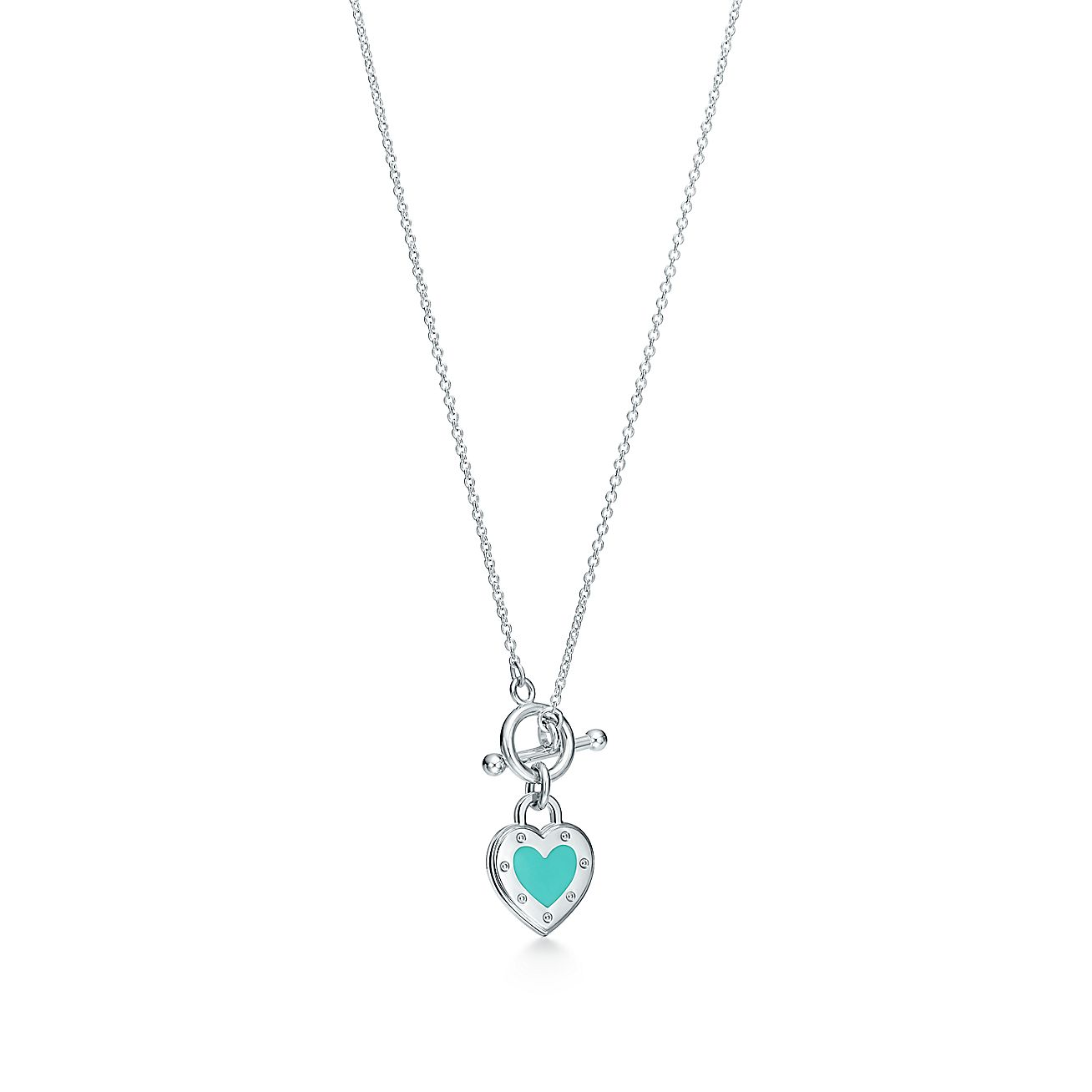 Return to tiffany love heart toggle pendant in silver with enamel return to tiffany love heart toggle pendant in silver with enamel finish tiffany co aloadofball Image collections
