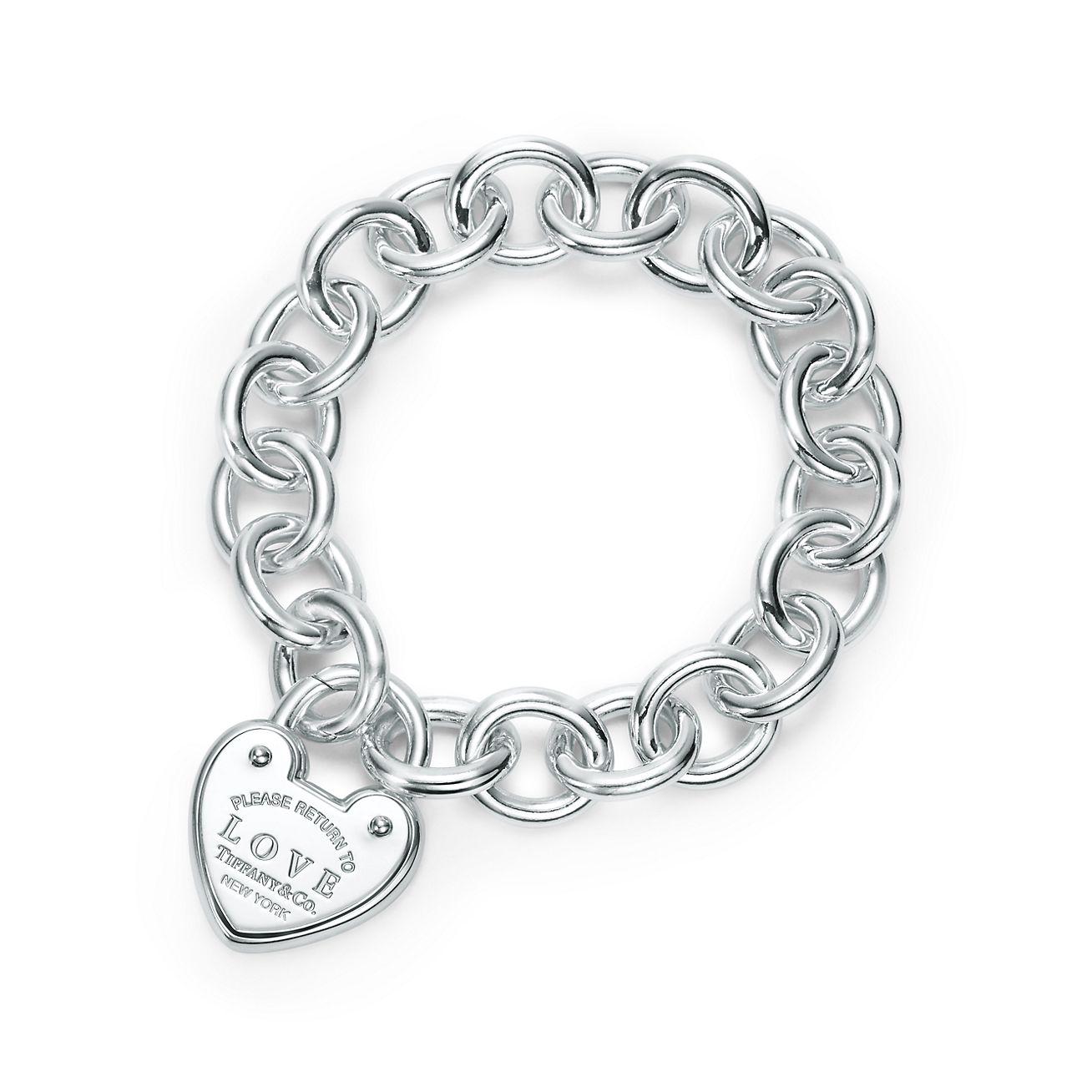 Return To Tiffany Love Lock Bracelet